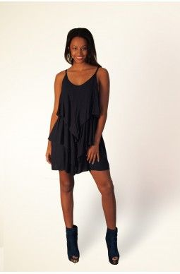 Triple Layered Dress - $75 - Exclusively designed by Joan Dellavalle