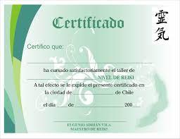Resultado de imagen para modelos de certificado de asistencia a curso