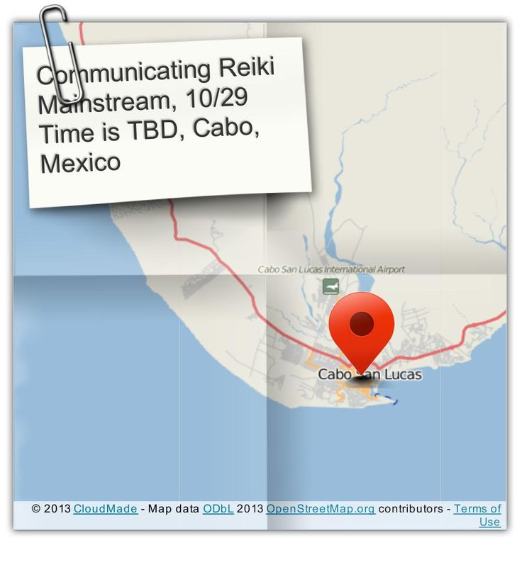 Join us for Communicating Reiki Mainstream in Cabo, Mexico. Learn how to speak clearly about #Reiki and the benefits you experience. Communicating skillfully helps others recognize how Reiki might help them, and deepens your personal #practice. You will leave this event with greater clarity about your Reiki practice, and strategies to communicate Reiki more effectively to the mainstream public and health care professionals. Details are TBD. Email me to be kept informed…