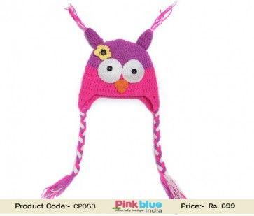 62 Best Crochet Baby Hats Images On Pinterest Crocheted