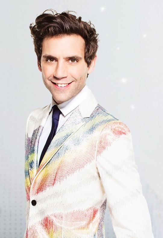Mika <3 him and his awesome suits too