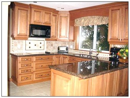 31 Best Kitchen Cabinet\/Tile Ideas Images On Pinterest Home   Home Depot  Kitchens