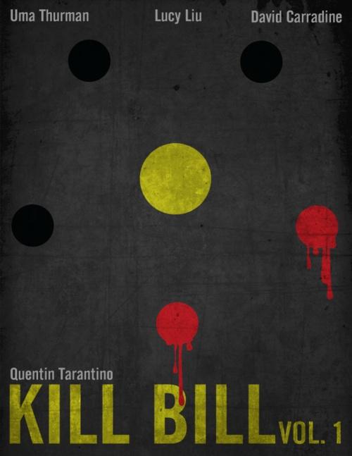 #minimal film poster