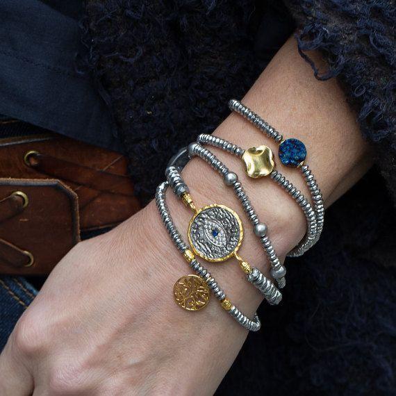 Charm Bracelet - Yoyo 6 by VIDA VIDA SzdmGmd
