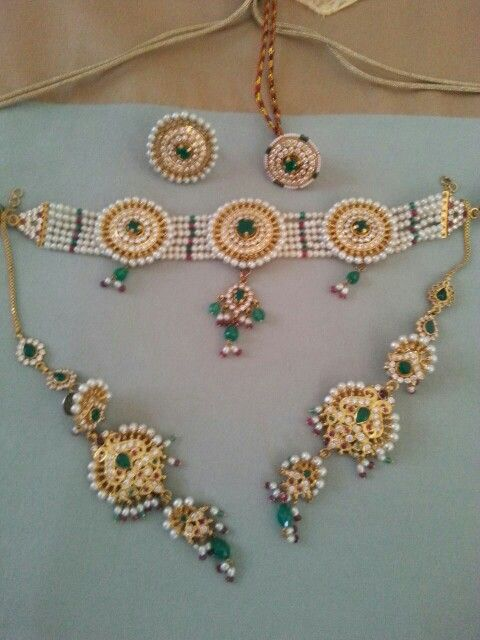 Rajputi jewellery degine by Dulhan jewellers pali for order call 9828283403