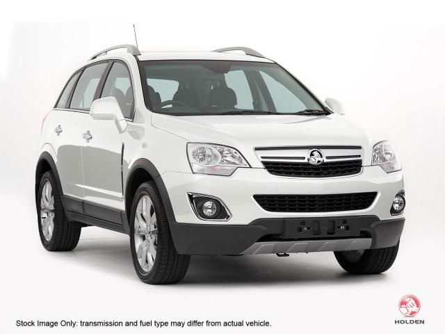 holden captiva 2014 diesel automatic snowflake white - Google Search
