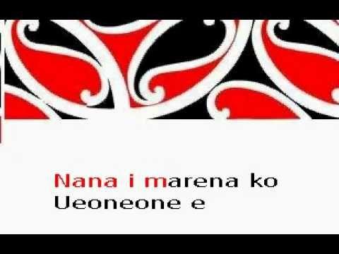 Ngapuhi - Rerenga Wairua (Whanau)