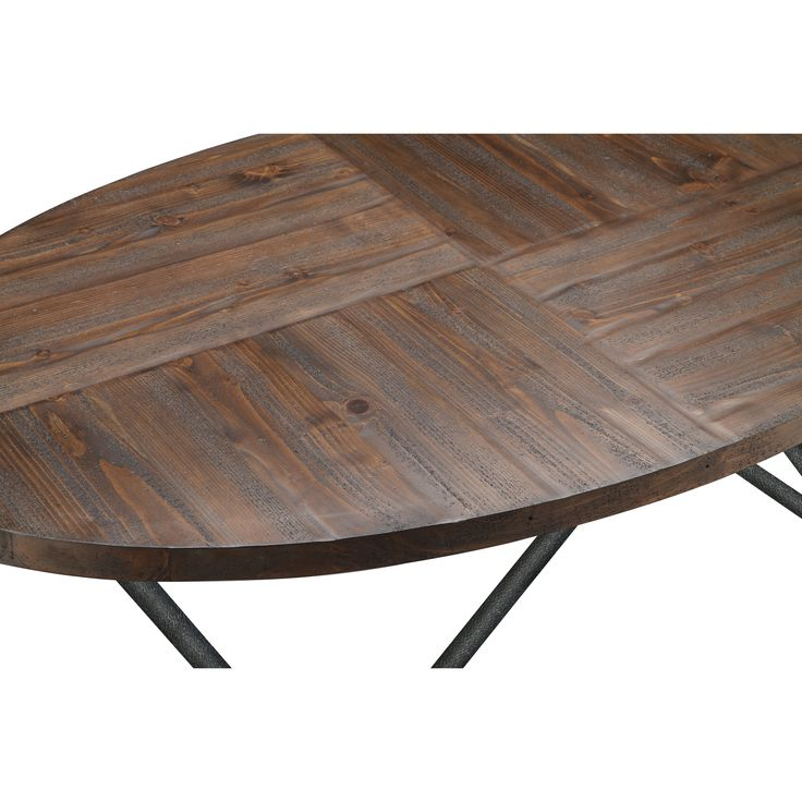 Laurel Foundry Modern Farmhouse Avignon Oval Coffee Table