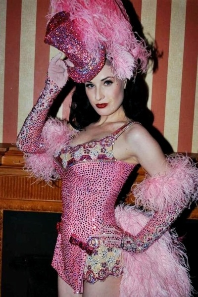 """dita von teese It`s not about seducing men, it""""s about embracing womanhood""""  When sexuality, style, humor and playfulness all come together, along with a bit of innocence, well, that's when a burlesque show becomes great."""""""