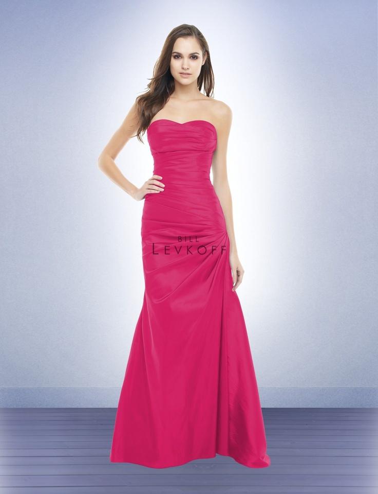 53 best bill levkoff bridesmaid dresses images on Pinterest | Bill ...