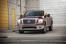 Nissan's 2017 Titan Single Cab will start under $30000     - Roadshow  Enlarge Image  Leave the whole four doors thing to cars. Photo by                                            Nissan                                          Not everybody needs a truck the size of an apartment building. Some people just need a single cab and Nissans ready to cater to those customers with a properly affordable 2017 Titan and Titan XD lineup.  The most basic 2017 Titan you can buy is the Titan S Single Cab…