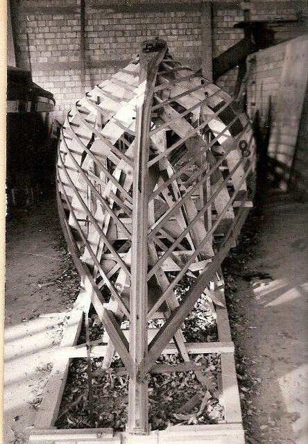 Alema in costruzione