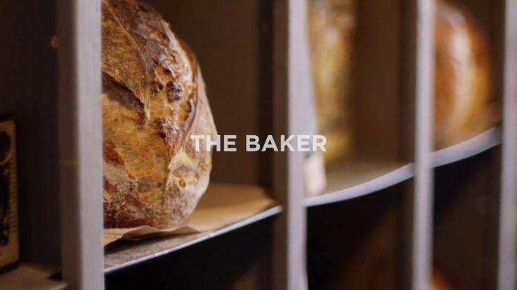 Baltic Bakehouse - Sam & Grace kicking it 'real' sourdough style. Damn fine chocolate tarts too.