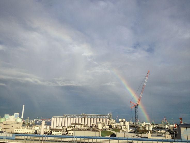 2013, October, Yokohama, Japan, Rainbow‼