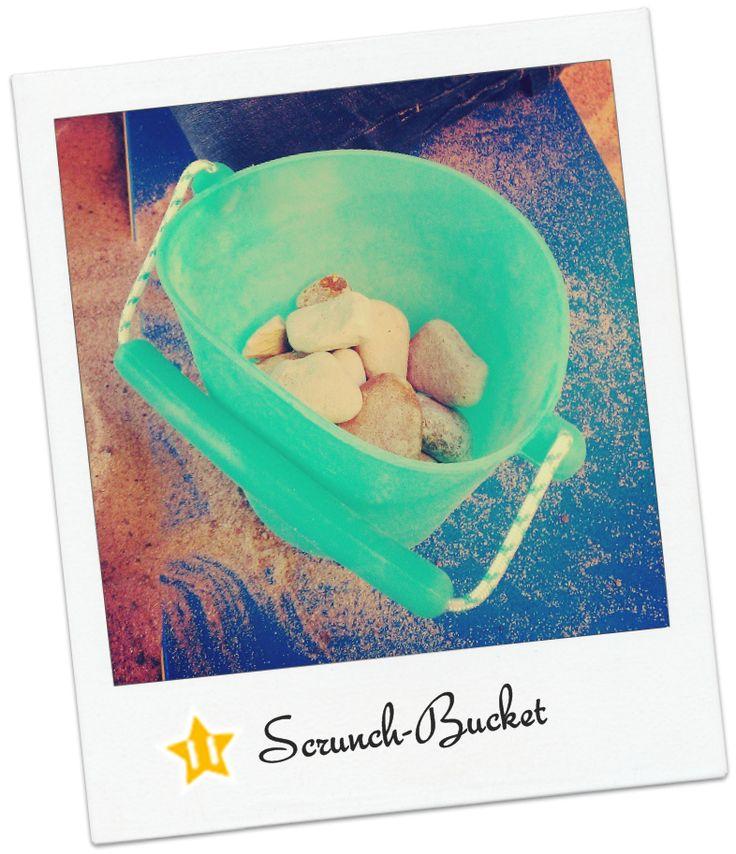 Scrunch-Bucket pozdrowienia z plaży:)