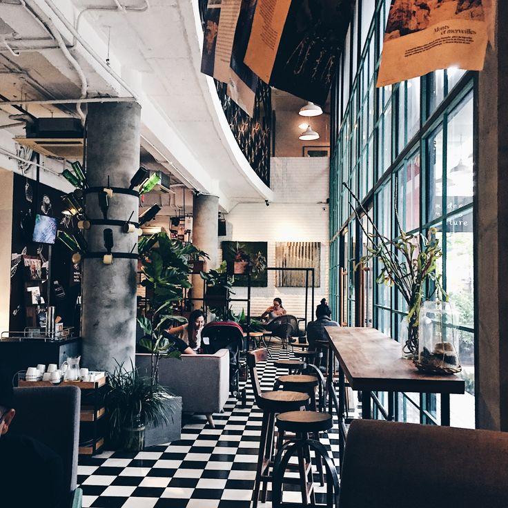 M2C cafe Saigon
