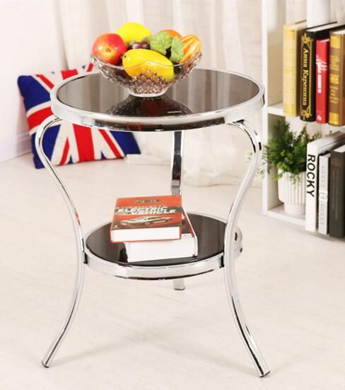 excellent leisure round table tea table glass table flower frame induction table with hotte. Black Bedroom Furniture Sets. Home Design Ideas