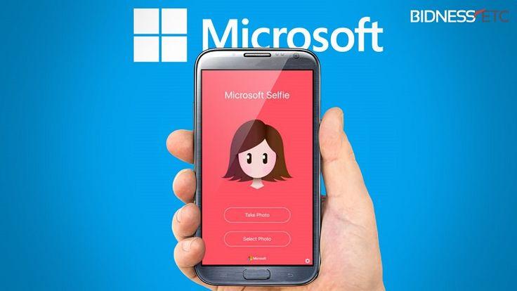 Η Microsoft κυκλοφόρησε νέα εφαρμογή για Selfies! - http://secnews.gr/?p=150168 - Η Microsoft κυκλοφόρησε την νέα της Selfie App σε Android, αφού προηγουμένως την πρόσφερε σε iOS, καθώς σχεδιάζει να κατακτήσει αντίπαλες πλατφόρμες κινητής τηλεφωνίας με δικές της εφαρμογές και υπηρεσίες.    Η Micros0ft S