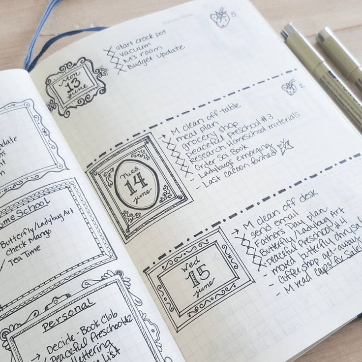 This site has a ton of bullet journal inspiration from all over the place. There's categories to click on with multiple inspiring photos to look at. Love seeing how different people organize there stuff. So helpful.
