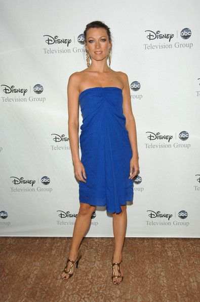 Natalie Zea Photos - Disney And ABC's 'TCA - All Star Party' - Zimbio