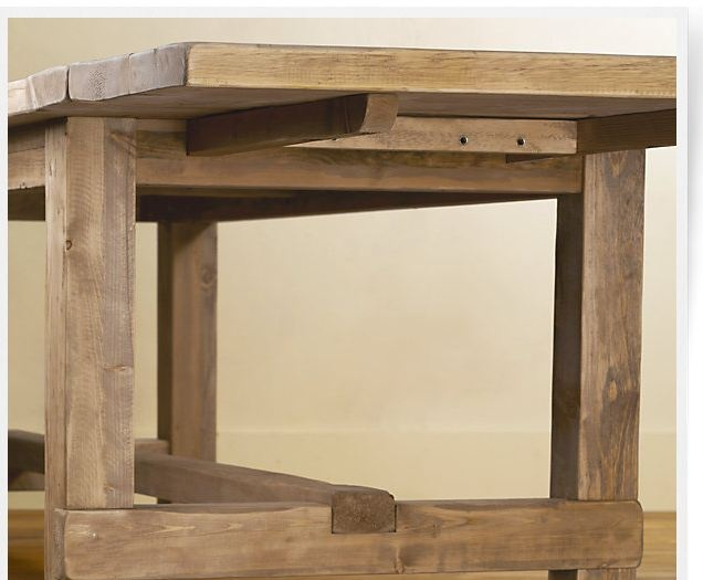 27 Best Images About Dinning Table On Pinterest Ana White Rustic Dining Tables And Farmhouse