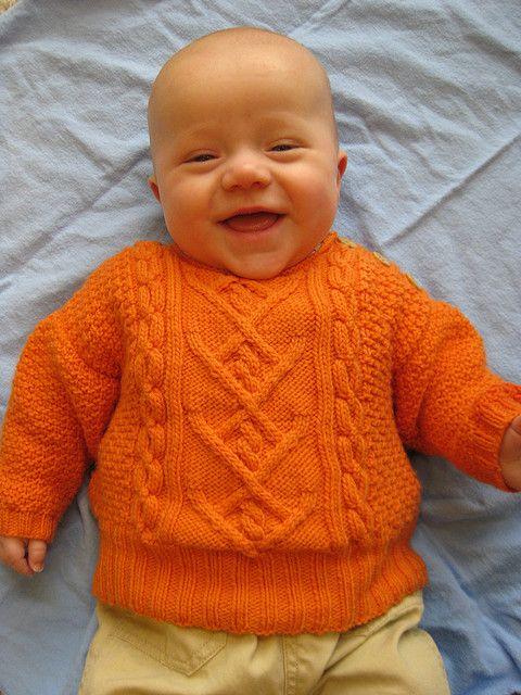Baby Poonam by Nora Gaughan (free pattern!)