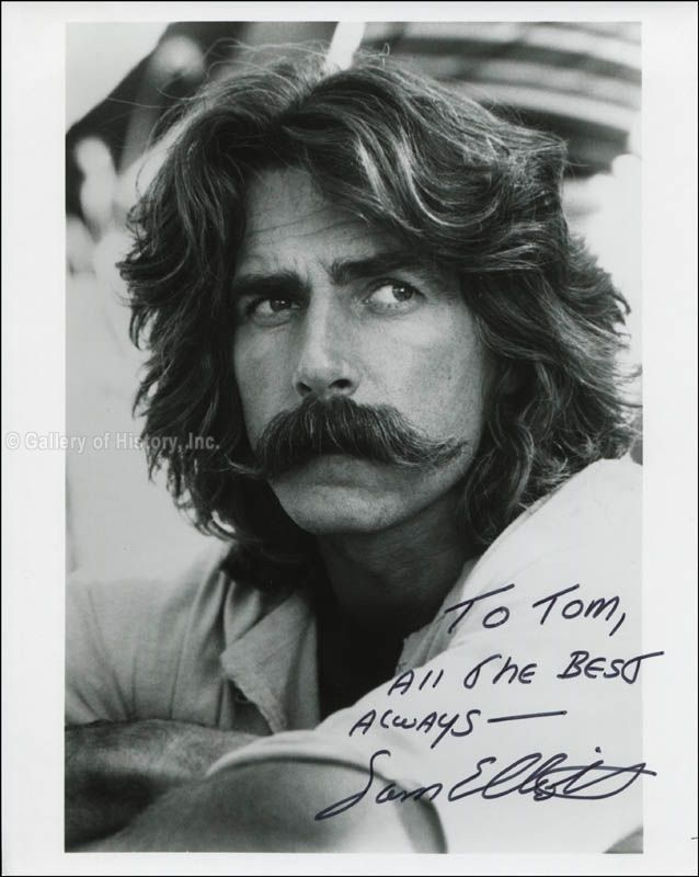 HistoryForSale - Autographs and Manuscripts | Sam Elliott ...