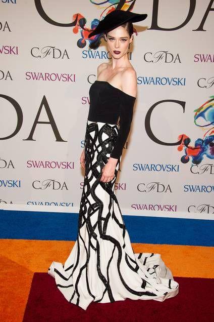 De var vackrast på CFDA Fashion awards | Fashion News | The You Way | Aftonbladet Coco Rocha