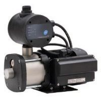 Grundfos automatic household pump systems are our preferred pressure pump for water supply to small weekenders or the largest home. These pressure pumps include the advanced Pressure Manager controller to ensure consistant pressure.