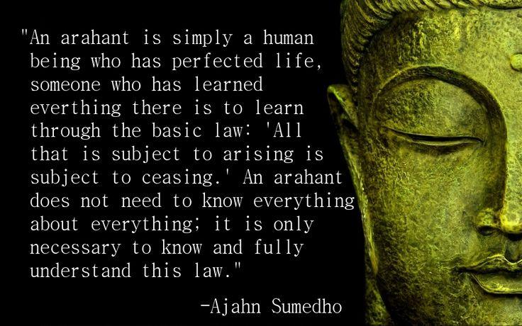 Ajahn Sumedho Quote 06