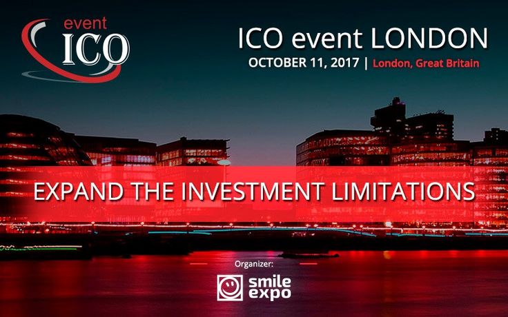 Capital investment, computer games, healthcare, travelling. What will be showcased in the exhibition area of ICO event London?   On October 11, an exhibition of promising ICO projects and companies that represent the crypto industry will take place in London. Exhibitors will include investment companies, medical services, brokerage service providers, representatives of the gaming industry, and various blockchain...