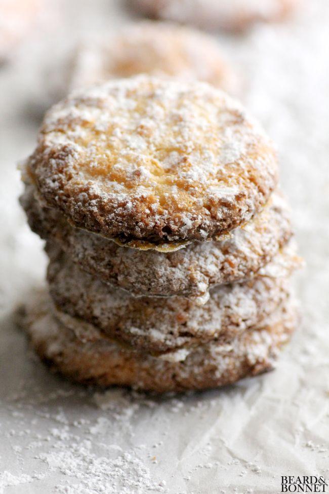 , Almonds Cookies, Orange Kiss, Easy Cookies, Cookies Recipe, Almonds ...