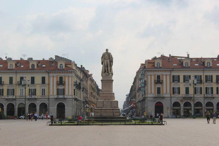 Piazza Galimberti -Cuneo-