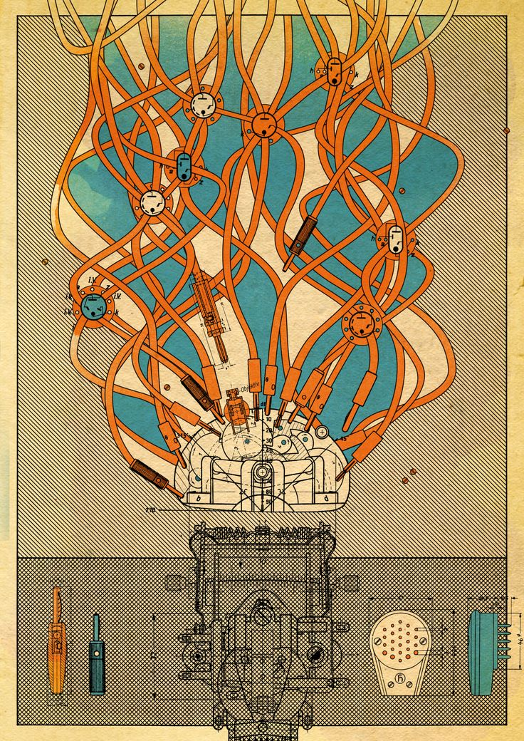Gehirn / The Secret Diaries of Dr. Frankenstein - Christian Gralingen - Debut Art