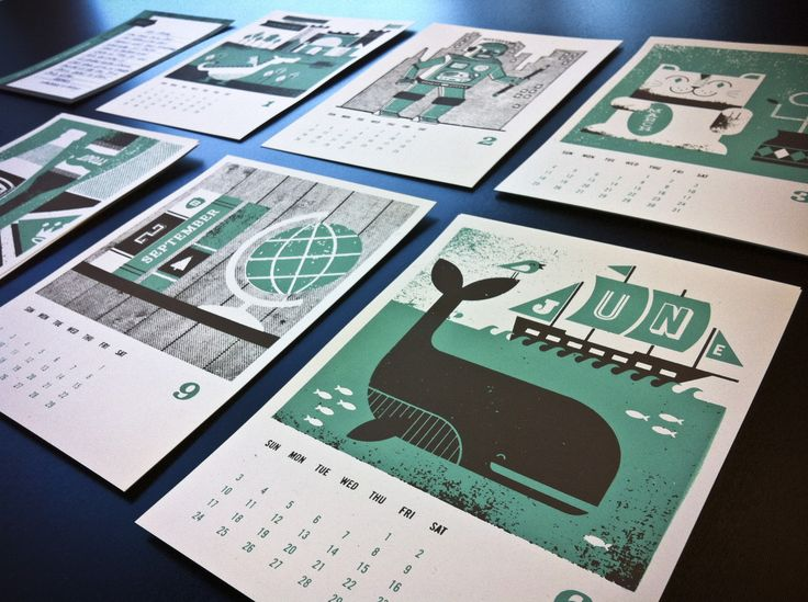 Calendar Design Drawing : Best images about calendar design on pinterest
