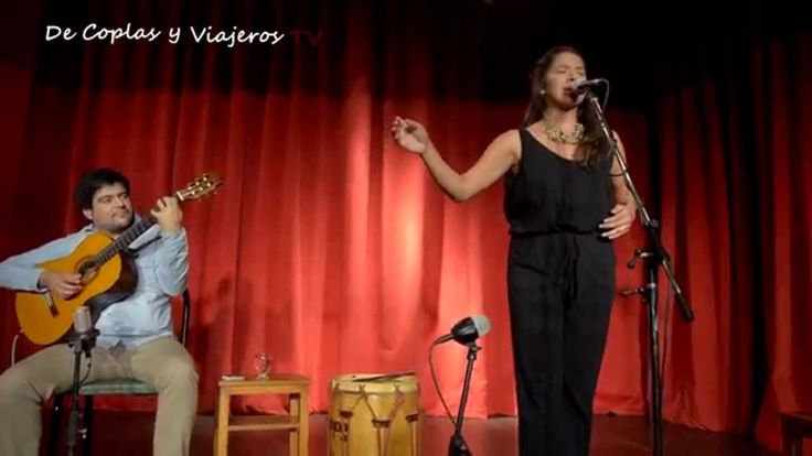 Milena Salamanca en De Coplas y Viajeros TV