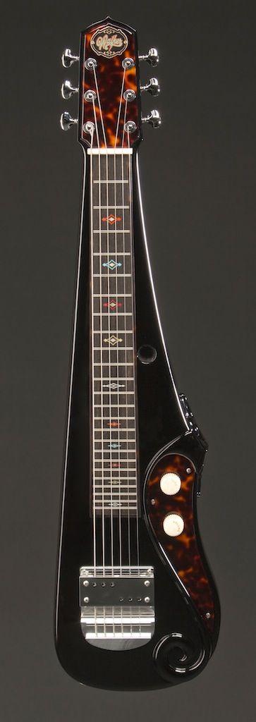 The Steel Guitar | Scott Walker Guitars