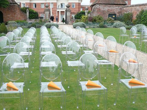 Brown Chairs Outdoor Ceremony Decorations: 31 Best Images About Ghost Chairs On Pinterest