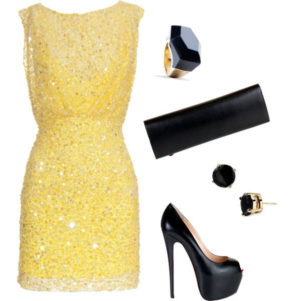 Sparkly.....don't know where I would wear this but I like it a lot