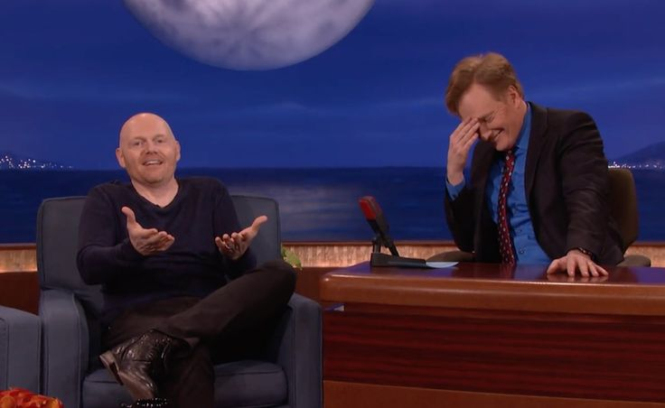 """Here's a clip from last night's Conan, where O'Brien chats with new dad Bill Burr about his thoughts on the presidential election and his lack of sympathy for Hillary Clinton. """"I get sick of people making excuses for her. She blew it,"""" Burr says. """"Look, you lost to a guy who said three things a [...]"""