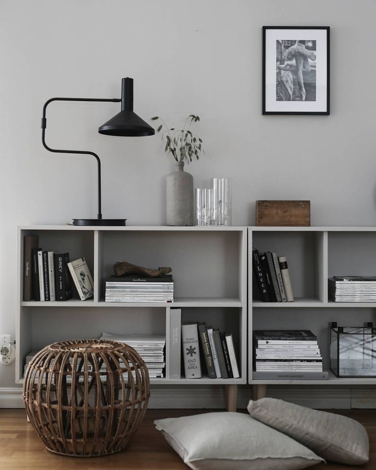Ikea 'Valje' bookcases @baravickan