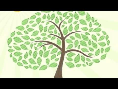 ▶ meditations for kids - tree - YouTube