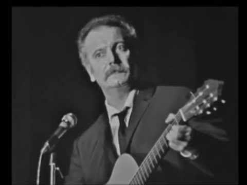 """Georges Brassens - """"Supplique pour être enterré à la plage de Sète"""""""