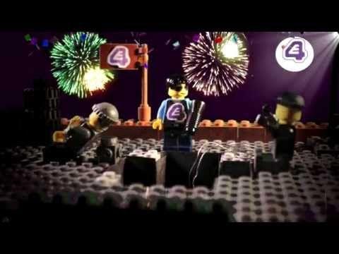 'The E4 Police' - E4 Stings Entry 2015 - YouTube