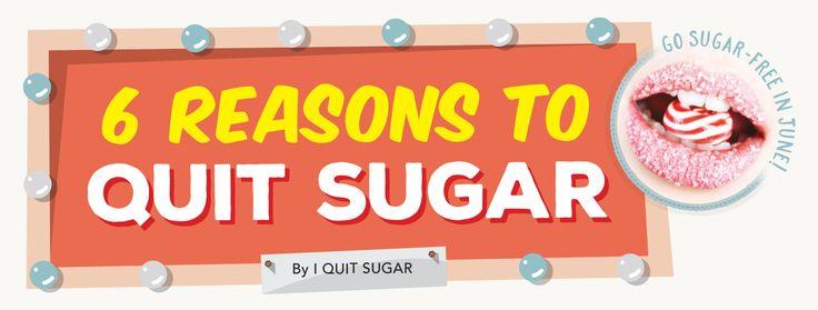 Six reasons to quit sugar | Health 2000