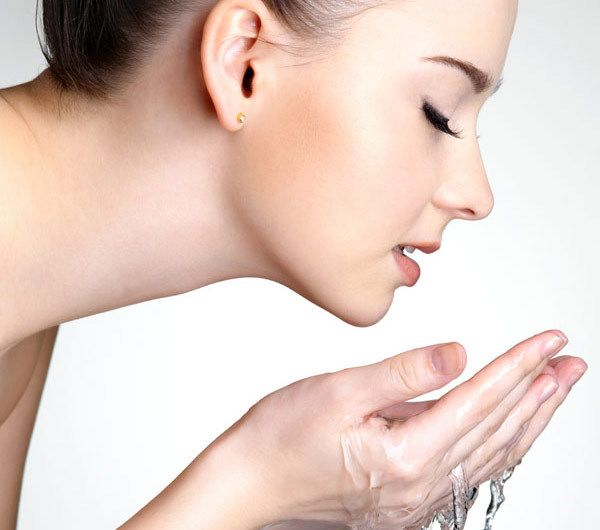 Beauty Tips For Oily Skin - Cleansing Tips