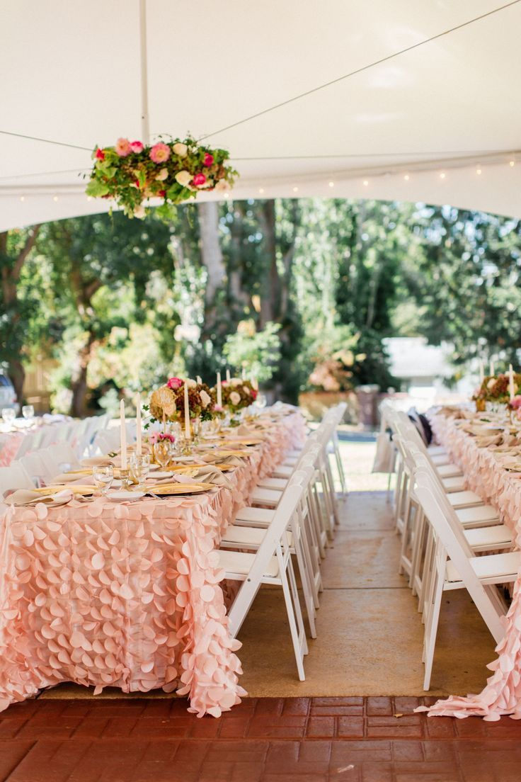 Best 25+ Long table reception ideas on Pinterest | Long wedding ...