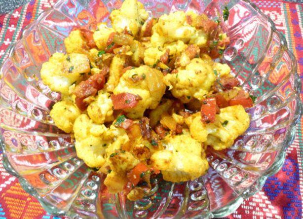 Gobi Ki Sabzi (Dry Cauliflower Curry)