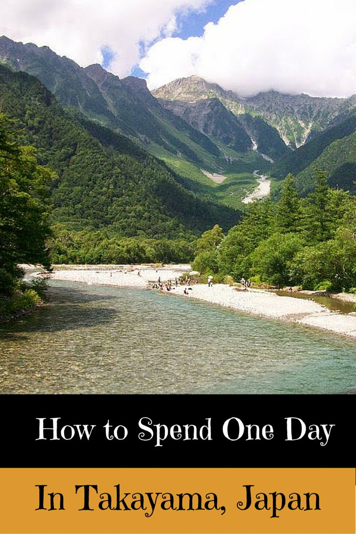Do you want to have a great day in the Japanese Alps? Then stay in the gorgeous…