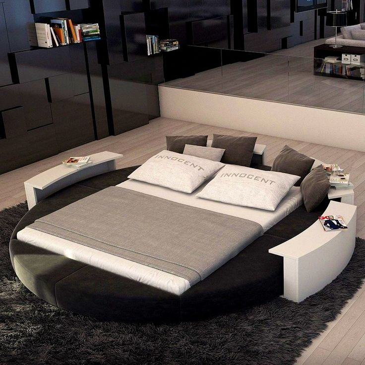 cool round beds design ideas for your bedroom circular bed frame frames cool round